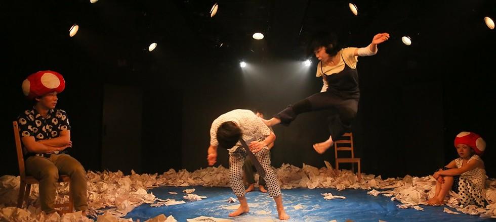 猫の会 番外公演 「猫のサロン~家族のはなし~」水底の静観者